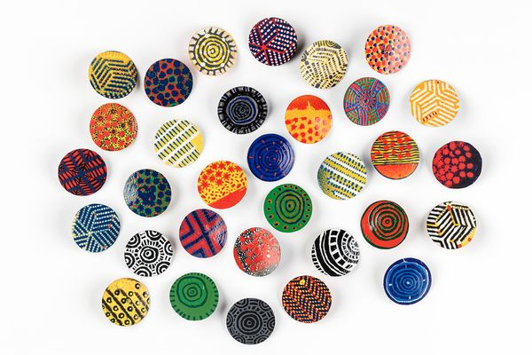 Lisa Waup member special edition brooches